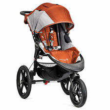 baby jogger Summit X3 Single Orange/Gray