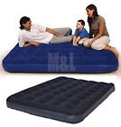 DOUBLE SINGLE OR KING SIZE AIRBED CAMPING INFLATABLE MATTRESS AIR GUEST BED LILO