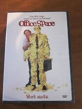 OFFICE SPACE OFFICESPACE USED DVD  JENNIFER ANISTON