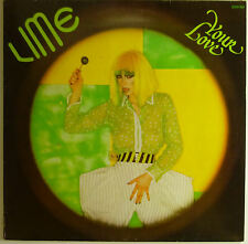 "12"" LP - Lime - Your Love - k5372 - washed & cleaned"