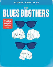The Blues Brothers (Blu-ray Disc, 2014, Canadian)