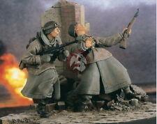 Verlinden 1/35 2262 2 atacar a alemán Soldados incluyendo será uno tomado