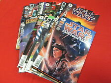 BACKSTOCK BLOW OUT - DARKHORSE STAR WARS LOT OF 25 ALL DIFFERENT COMICS