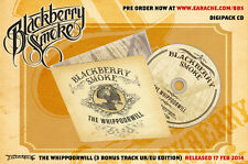 "Blackberry Smoke ""The Whippoorwill"" Digipak CD - 3 BONUS TRACKS UK/EU Edition"