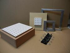 """Vacuum Former 2 in 1, 12"""" x 12"""" and 6"""" x 6"""" Forming/Machine box."""