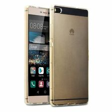 iDefend Huawei Y6 Ultra Thin Clear Gel Silicone Case Cover + Protector