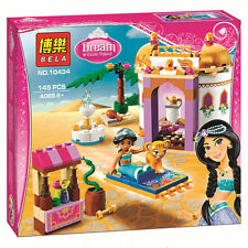 Girl Friends Princess Jasmine's exotic Palace Sets Building Toys 145pcs fit lego