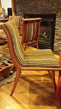 Mid Century ROBSJOHN- GIBBINGS...WIDDICOMB Dining table and 5 Chairs...AS IS