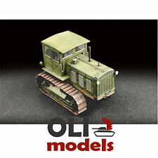 1/72 Russian ChTZ Stalinets S-65 Tractor Mover w/Closed Cab - Trumpeter 07111