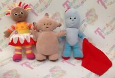 In THE NIGHT GARDEN parlando rumorosi Iggle Piggle, Upsy Daisy, MAKKA PAKKA-BELLA