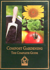 COMPOST GARDENING Banner batches, grow heaps, comforter composting