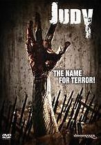 JUDY: THE NAME FOR TERROR - DVD - Region Free
