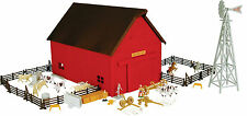 1/64 ERTL FARM COUNTRY WESTERN BARN RANCH SET #12278