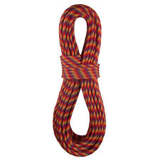 BlueWater Ropes Dynamic Rock Climbing Rope 9.1mm x 60M Dry Icon - Rainbow
