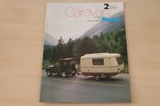175248) Eriba - Caravan Kurier - Zeitschrift 02/1981