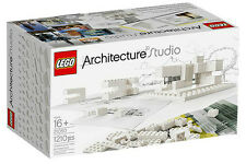 LEGO Architecture Studio (21050) (Box has wear)