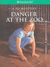 Book, American Girl, Kit, Danger at the Zoo