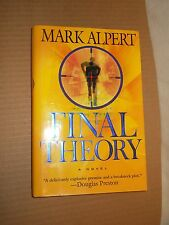 Final Theory by Mark Alpert (2008, Hardcover, Standard Size)