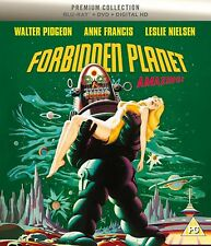 BLU-RAY   FORBIDDEN PLANET   PREMIUM EXCLUSIVE EDITION NEW SEALED UK STOCK