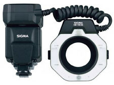 Sigma EM-140 DG EO-ETTL Macro ring Flash For Canon EOS Cameras (UK Stock) BNIB