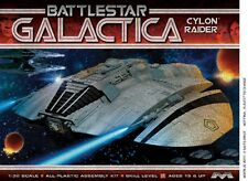 Moebius 1/32 Battlestar Galactica Original Cylon Raider Plastic Model Kit 941