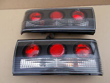 BMW E30 Aftermarket Tail Light Lenses LATE From 9/1987 Ref 1386941 and 1386942
