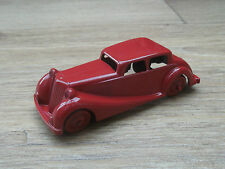 Crescent Toys No 800 Jaguar Saloon Car 1946 Mint