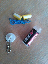 Motul 300V ear plugs (1 pair) in case - official from factory