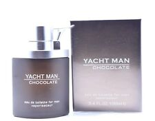 Yacht Man Chocolate Cologne by Myrurgia Perfume For Men 3.4 oz 100 ml Edt Spray