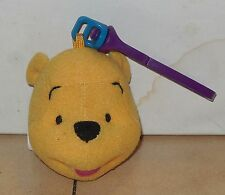 1999 Mcdonalds Happy Meal Toy Winnie The Pooh Plush Clip On Pooh