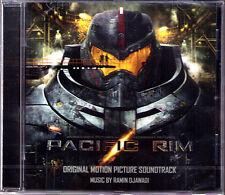 PACIFIC RIM Ramin Djawadi Tom Morello Priscilla Ahn OST D Guillermo Del Toro NEU
