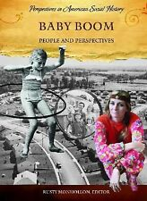 Baby Boom: People and Perspectives (Perspectives in American Social Hi-ExLibrary