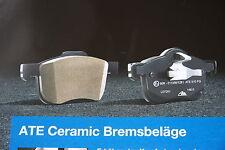 ATE CERAMIC Bremsbeläge Audi A6 (C5) Lim. und Avant und Allroud Satz für vorne