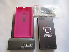 INCIPIO COVER CASE FOR NOKIA LUMINA 900 MAGENTA PINK NIB