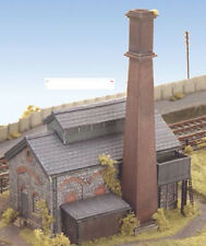 Ratio 226 Stone Type Pump/Boiler House N Gauge = 1/148th Scale Plastic Kit 1st P