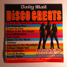 DISCO GREATS CD Charlie's Angels Full Throttle Soundtrack 2003