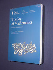 Teaching Co Great Courses DVDs     THE JOY OF MATHEMATICS         newest release