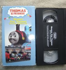 Thomas  & Friends VHS 2005 Hooray For Thomas & Other Adventures Engine Train