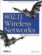 802.11 Wireless Networks: The Definitive Guide (O'Reilly Networking)-ExLibrary