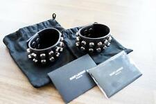 BRAND NEW SAINT LAURENT DOUBLE STUD BRACELET