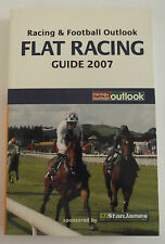 RACING & CALCIO Outlook PIATTO corse guida 2007-FLAT HORSE RACING scommesse