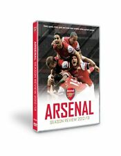 EXCELLENT! Arsenal FC Season Review 2012/2013 DVD 12/13