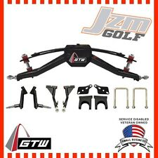 "6"" Double A-Arm GTW Lift Kit for Club Car DS Golf Carts 2004.5-Up Gas/Electric"