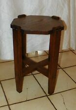 Oak Plant Stand   (PS147)