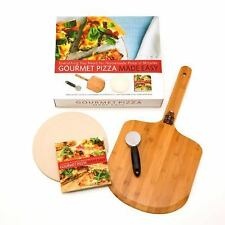 Gourmet Pizza Made Easy : Everything You Need for Homemade Pizza in Minutes!
