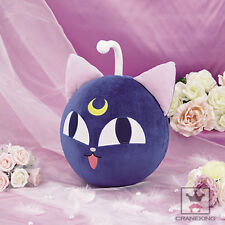 Sailor Moon 10'' Luna P DX Prize Plush NEW