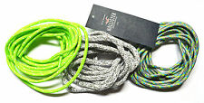 "Hollister 3 Pack (Pairs) of Mens 36"" Shoe / Trainer Laces BNWT RRP £15"