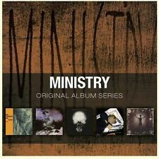 Ministry - Original Album Series 5CD