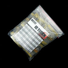 100value 1000pcs 1/2W Carbon Film Resistor Assortment Kit