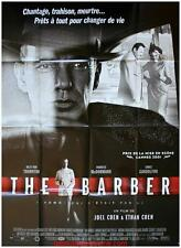 THE BARBER The Man Who Wasn't There Affiche Cinéma / Movie Poster JOEL COHEN